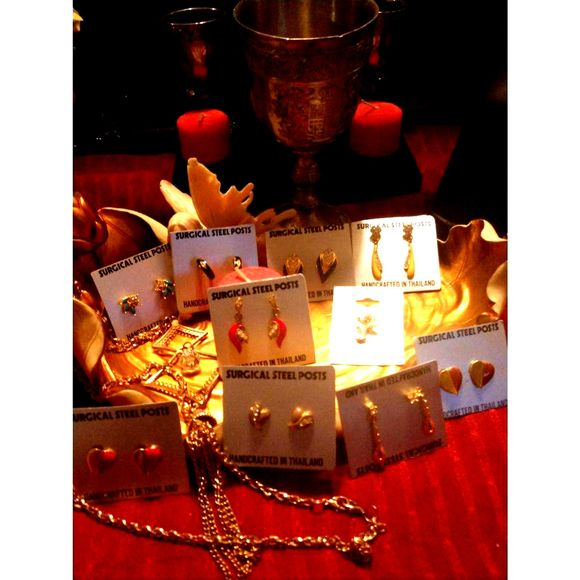 vintage Jewelry - HANDCRAFTED VINTAGE JEWELRY~Thailand
